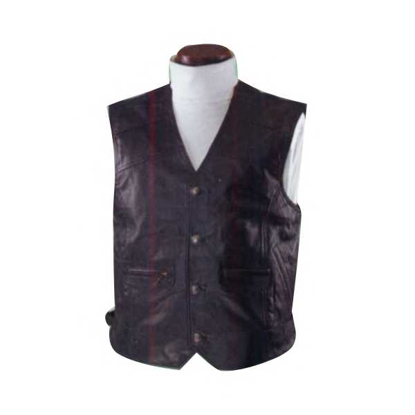 Wholesale Leather Vests