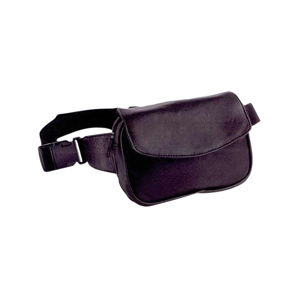 Elegant Leather Fanny Pack