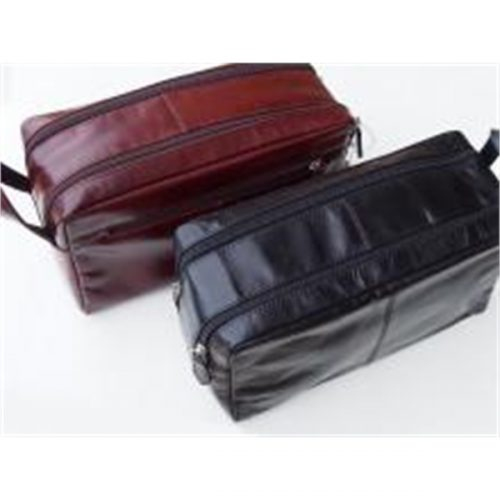 Wholesale Leather Travel Kits