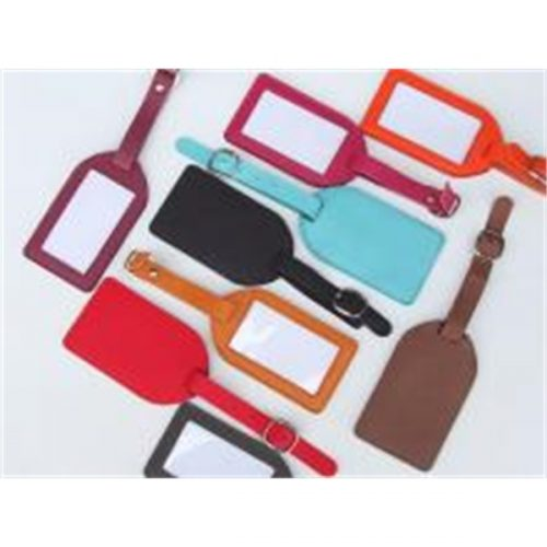 Wholesale Leather Baggage Tags