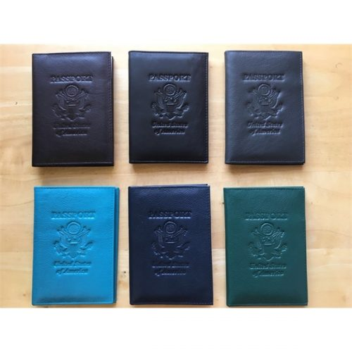 Wholesale Leather Passport Holders